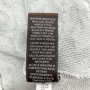Knox Rose Sweaters - NWT KNOX ROSE Gray Floral Print Sweater Medium